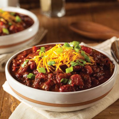 Bison Chili Recipe